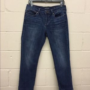 Lucky Brand Sweet Crop Size 8/29 Denim Jeans